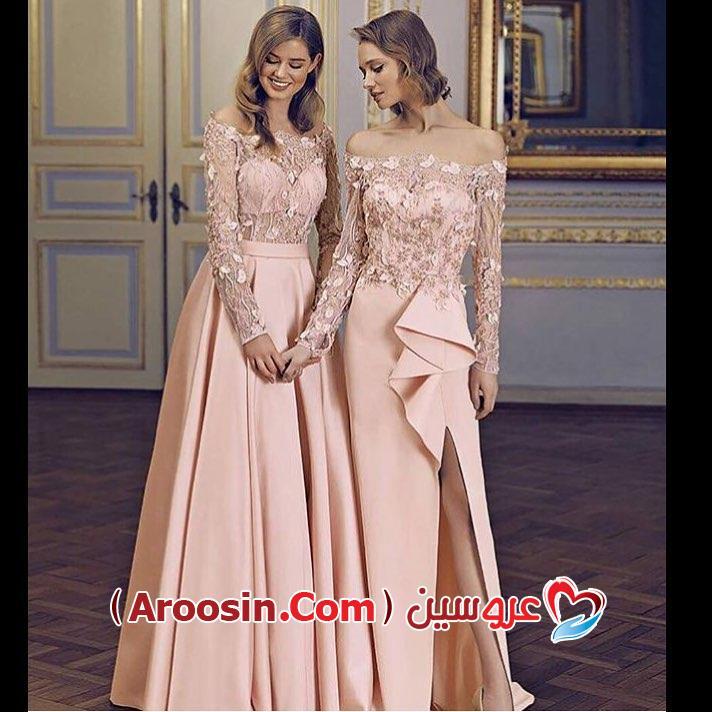 لباس مجلسی بلند دخترانه و زنانه ۲۰۱۸